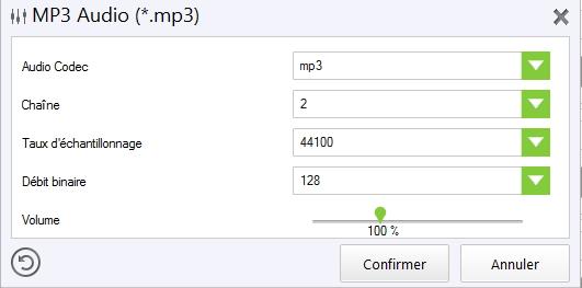 Any audio converter tutoriel convertir des fichiers vid o et audio locaux ou en ligne en - Couper un fichier audio en ligne ...