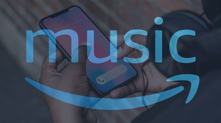 amazon music as ringtone for iPhone11