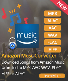Amazon Music Converter for Mac - Professional Amazon DRM Music Converter
