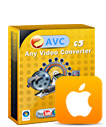Convert Video to iPod, iPhone with Any Video Converter for Mac