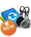 Convert Audiobook AA to MP3 or AAC with Audiobook Converter