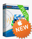 Convert iTunes M4V to MP4 or MOV with M4V Converter Plus
