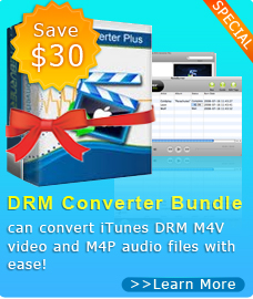 iTunes DRM Converter Bundle