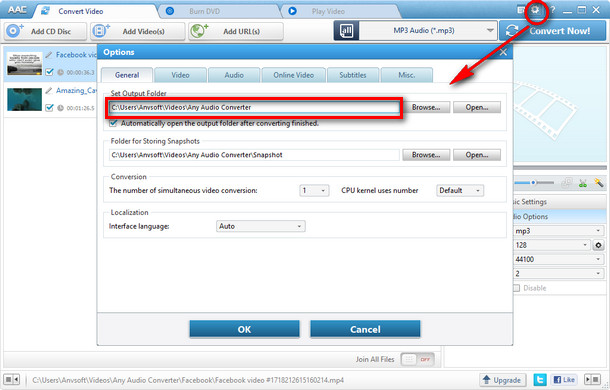 Facebook Video to MP3 Converter - Extract MP3 From a Facebook Video