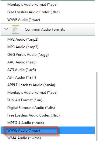 WAV Converter - WAV MP3 Converter, WAV M4A Converter, WAV