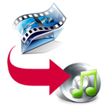 Convert audio for iPhone, iPad