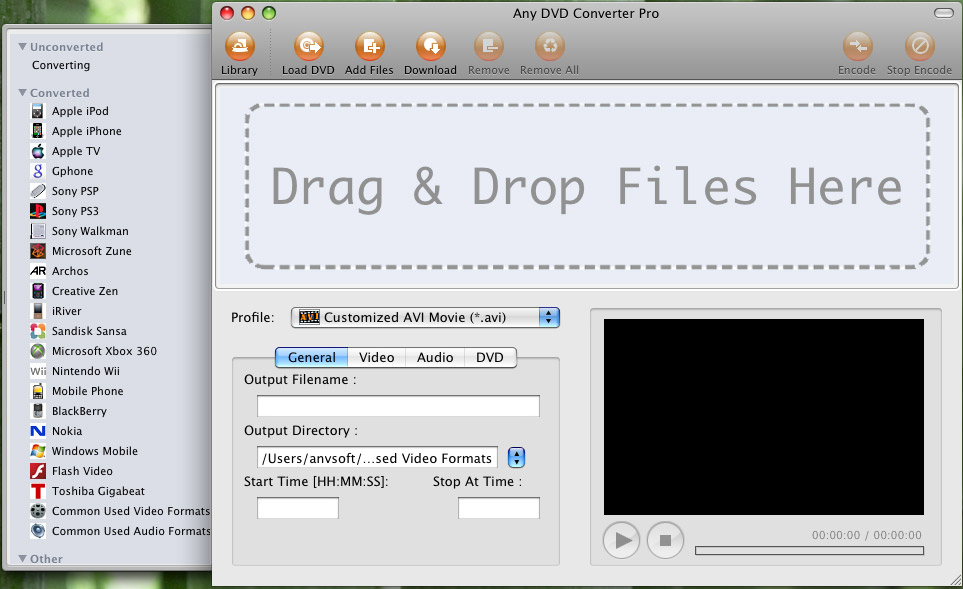 Any DVD Ripper for Mac