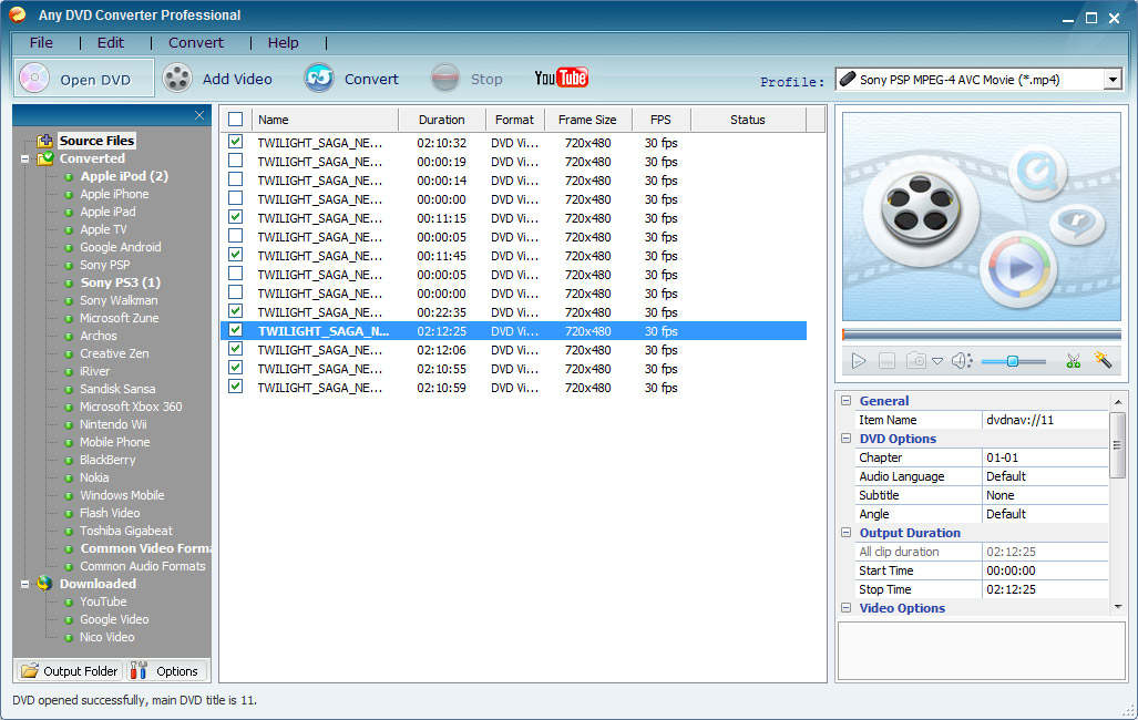 Any Dvd Converter Pro Best Dvd Ripper And Converter For