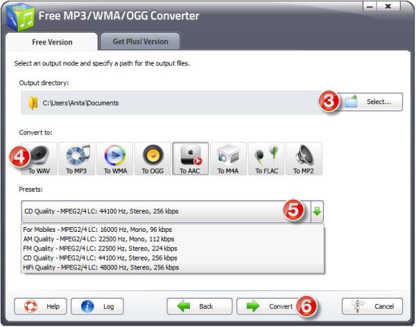 Top 10 Free Audio Converters – Download Free Audio Converter