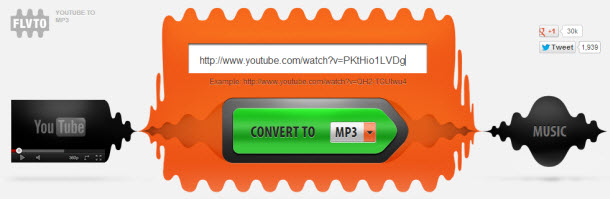 flvto youtube to mp3 converter free download