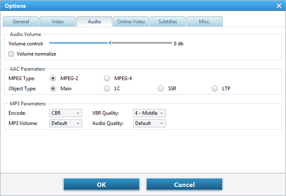 How to Change the Settings When Using Any Audio Converter