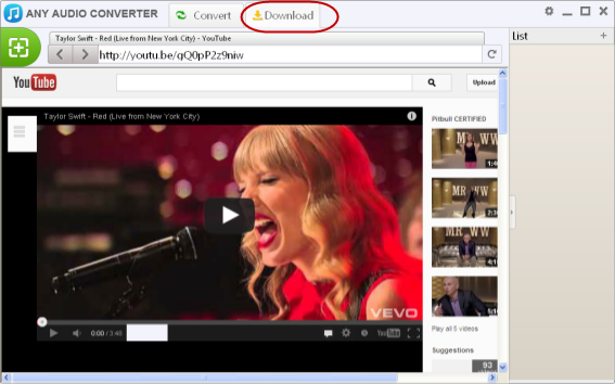How to download vevo videos and convert vevo videos to MP3