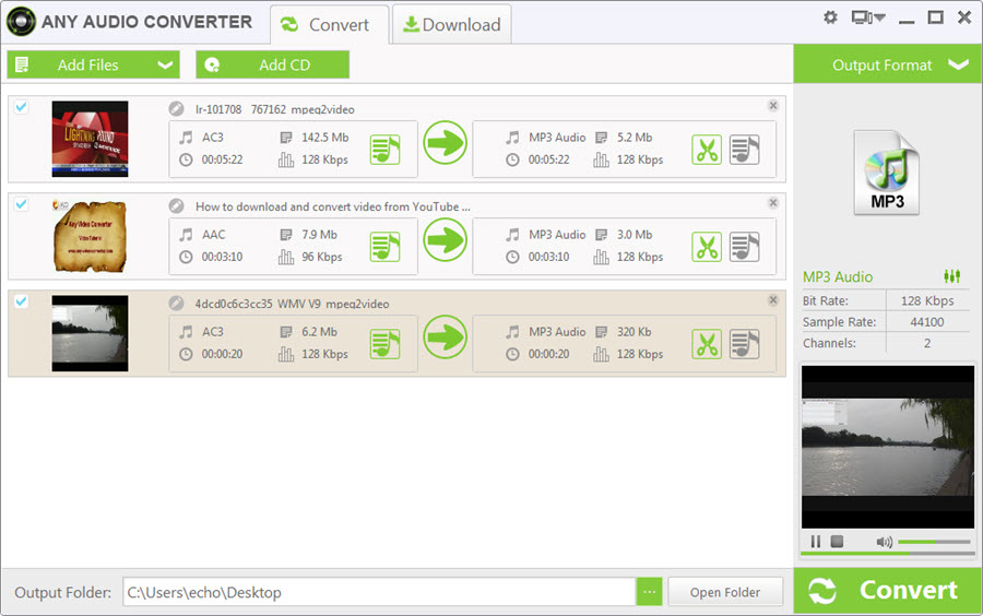 Online video to audio converter free download
