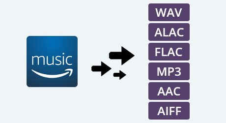 Amazon Music Converter for Windows - Record songs from Amazon Music
