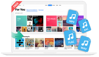 Product Center - Free Audio Converter, Apple Music to MP3
