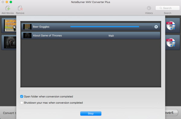 converting drm m4v movies with m4v converter plus mac